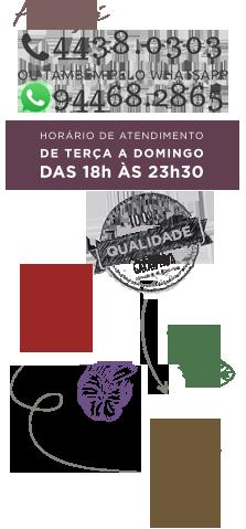 Pieva Pizzas e Vinhos Delivery Peça já 4438-0303